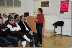 Kulturstadträtin Ingrid Scharf